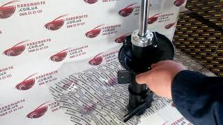 Амортизатор задний правый FITSHI газ масло Geely CK 1400618180 Джили СК FITSHI