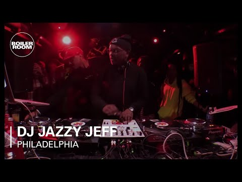 Budweiser x Boiler Room What's Brewing In Philadelphia DJ Jazzy Jeff DJ Set