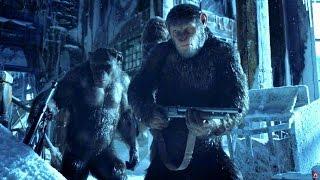 Планета обезьян: Война -  Русский Трейлер 2017