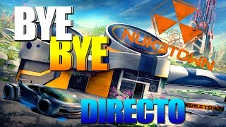 BYE BYE NUKETOWN!! DIRECTO BLACK OPS 3 | Rubinho vlc | Call of Duty: Black Ops 3