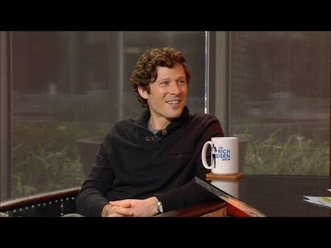 Actor Zach Gilford of ABC's 'The Family' Joins The  in Studio  3116