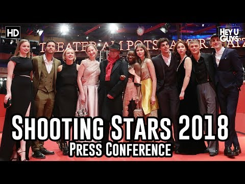 European Shooting Stars 2018 Press Conference