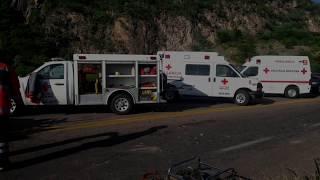 Accidente deja 4 personas sin vida y 6 heridos  en Calvillo Aguascalientes