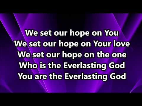 The Everlasting God - Lyrics