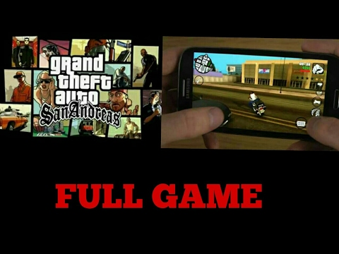 How To Download GTA San Andreas Android Game Free