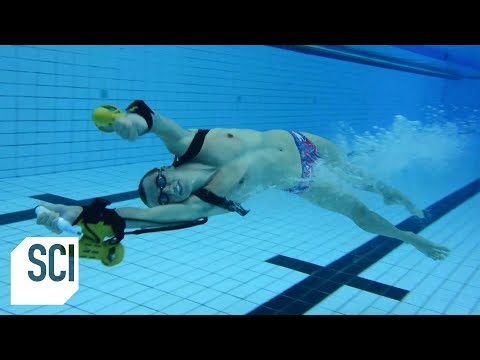 Underwater Jetpack | Outrageous Acts of Science