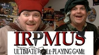 Drunk Role Playing (Beer and Board Games)