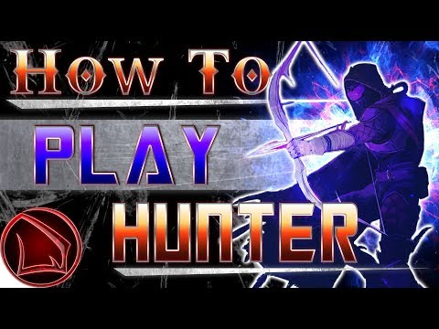 Destiny 2: How To Play Hunter Tips – Nightstalker Subclass Guide