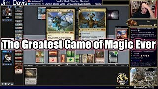 The Greatest Game of Magic: the Gathering Ever