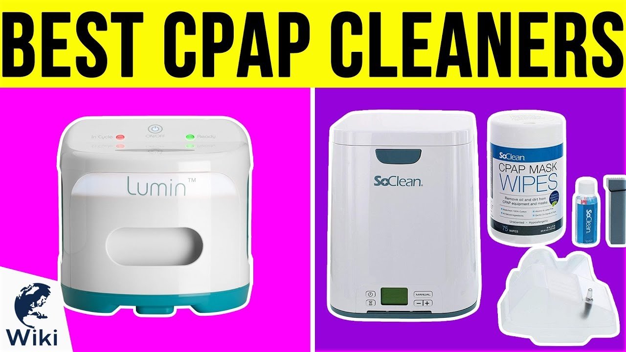 Top 10 CPAP Cleaners of 2019 | Video Review