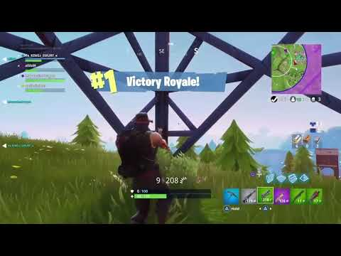 Fortnite | A Good Match with Friends 3!!