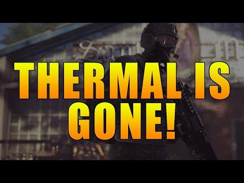 THERMAL IS GONE! | Ghost Recon Wildlands 8.2 Patch Update | Easy Rank Up, Thermal Drones, & MORE!