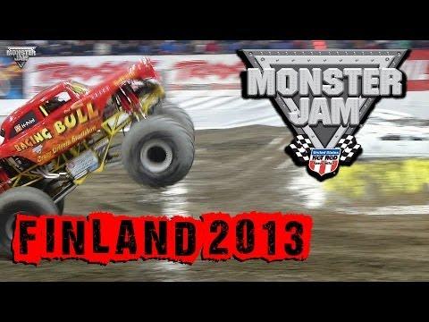 Monster Jam Finland 02.11.2013 [FULL SHOW!!!]
