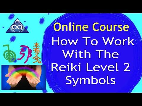 Reiki Symbols Reiki Level 2 Techniques Youtube