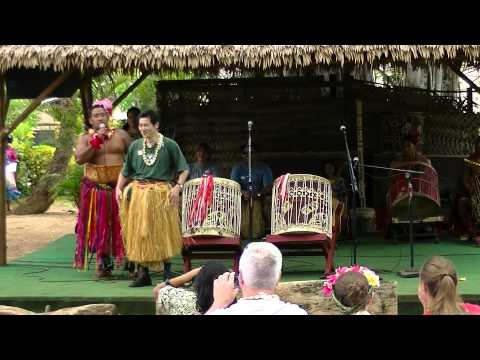 Polynesian Cultural Center - Tonga July 2014
