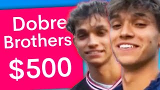 I PAID THE DOBRE BROTHERS TO SAY THIS