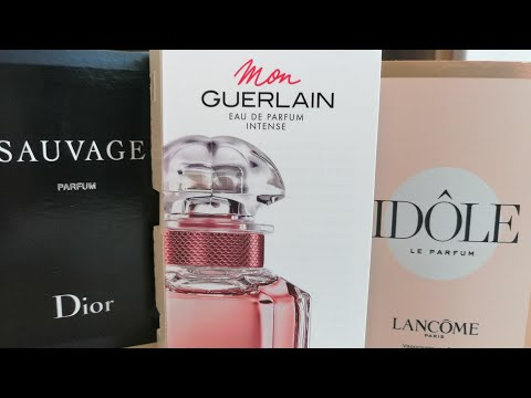 Новинка MON Guerlain Intense, Dior Savage, IDOLE....