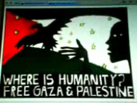 Mairead Maguire~LIVE INTERVIEW FROM ISRAELI JAIL~Free Gaza Movement