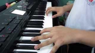 Piano - I Have A Dream - Học trò Trọng Khoa 5B