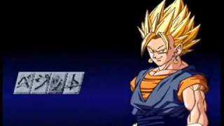 Dragon Ball GT Final Bout - Vegetto