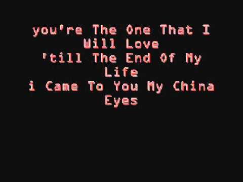 China eyes/ Lyrics-HQ