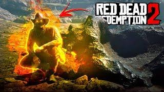 RED DEAD REDEMPTION 2 - O PODER DO METEORITO || ELE EXISTE?