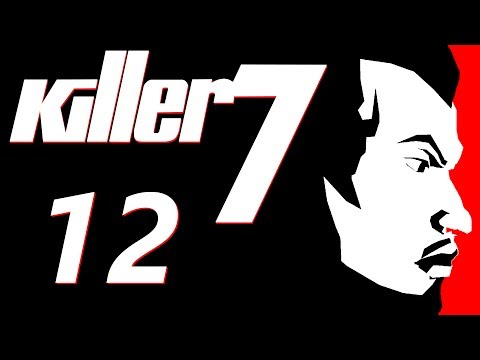 Let's Play Killer7 p.12 - Trust The Pigeon