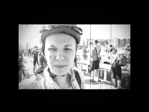 Велопробег. Калининград. 14 мая 2017.