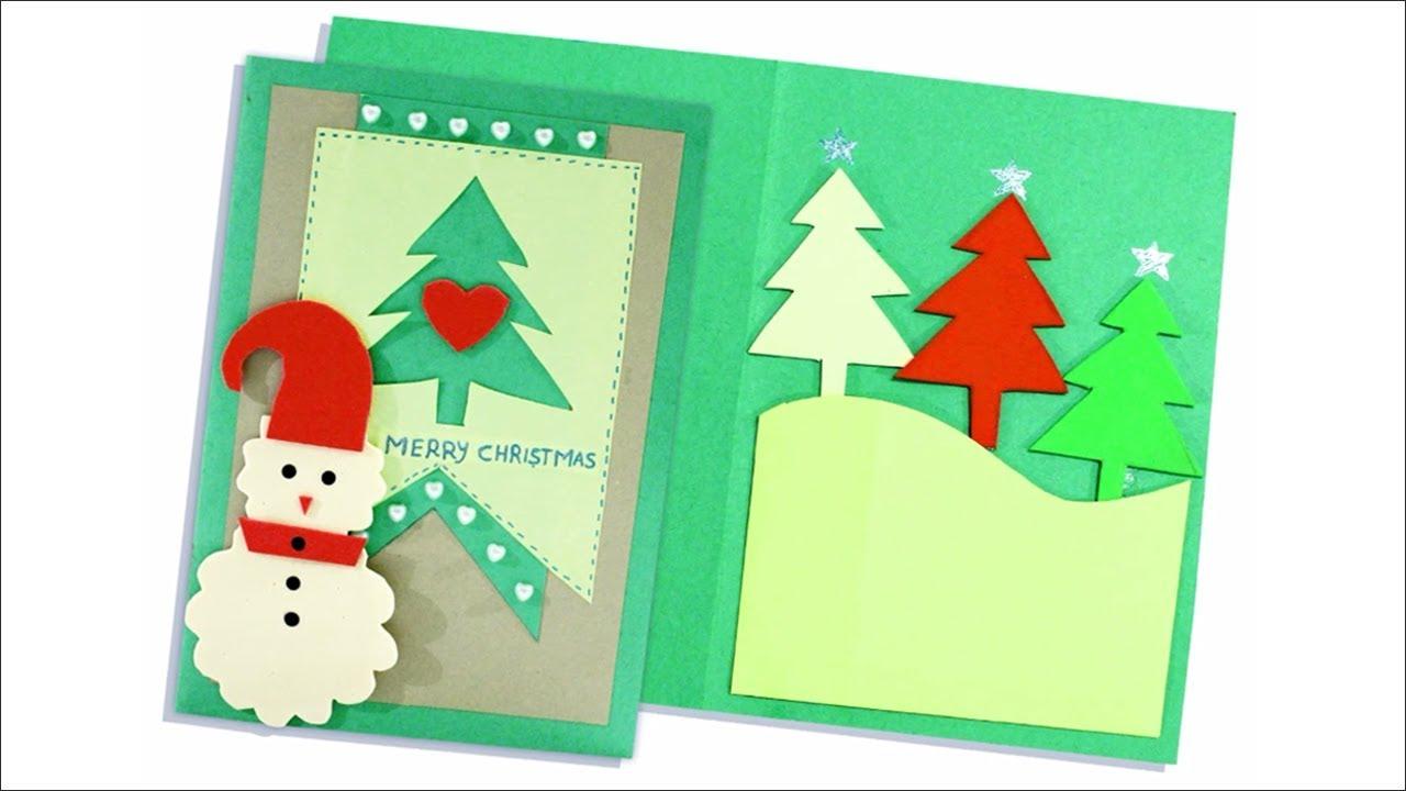 Christmas Greeting Cards Handmade Christmas Greeting Cards