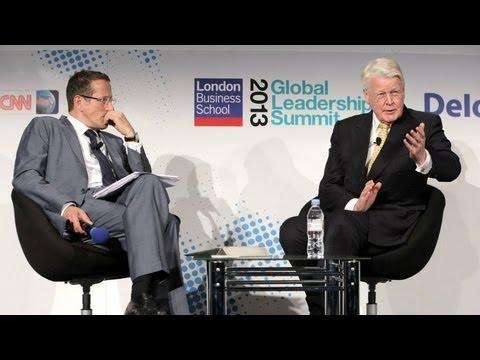 Global Leadership Summit 2013 Highlights | London Business School
