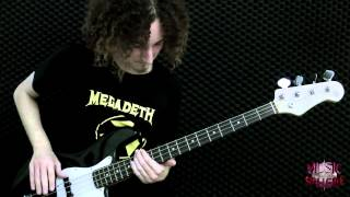 Helloween - Eagle Fly Free (Bass Cover)