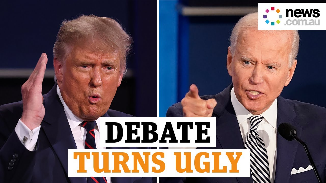 US Presidential debate turns ugly: The must watch moments from Trump and Biden's first debate