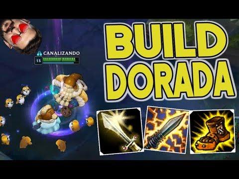 BARDO FULL DORADO 👍 ALEX APRUEBA ESTE VIDEO 👍| League of Legends | Drake Rajanj thumbnail