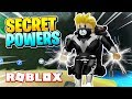 Roblox Mad City: How to Use SECRET Super Powers?!