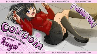 CONDOM EXPERIENCE WITH KUYA |Pumutok yung ano!!!| ft. @Kakanin-Kun  Pinoy Animation