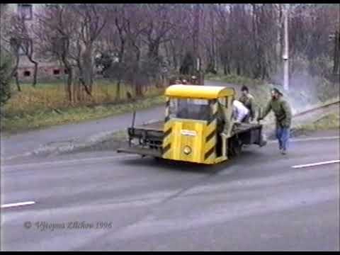 VHS Archiv Výtopny Zlíchov: Obnova trati Česká Kamenice - Kamenický Šenov