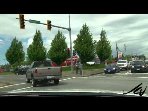 BC Travel 2014  -  gas up to  $6.86 a gallon unleaded regular -  YouTube