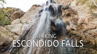 Escondido Falls Hike: Malibu's Three Tiered Waterfall