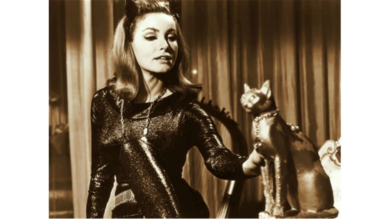 Julie Newmar Catwoman Youtube