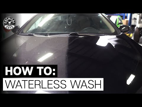 How To Clean Your Car Without A Hose! – Chemical Guys