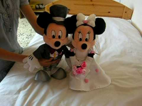 Mariage de mickey et minnie youtube - Minni et mickey ...