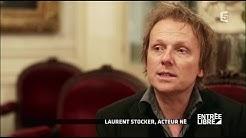 Portrait du comédien Laurent Stocker - Entrée libre