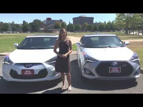 Differences between the Standard or Turbo Hyundai Veloster