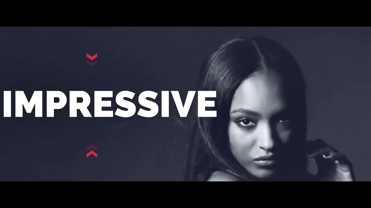 Fashion Promo After Effects Template From Videohive
