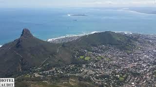 Южная Африка   Национальный парк Тейбл Маунтин   Столовая гора Table Mountain 3 1