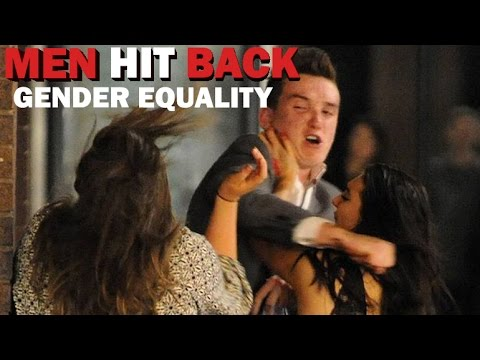Women get hit back| Men hit back | GENDER EQUALITY