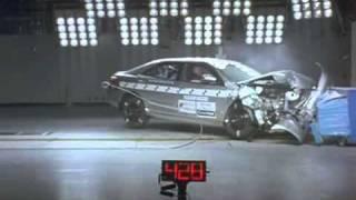 Краш тест Toyota Camry 2006 (2007 ANCAP)