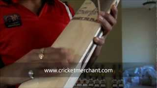 MB Malik Sarfi Cricket Bat
