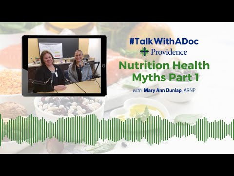 TWAD - Nutrition Myth Part 1