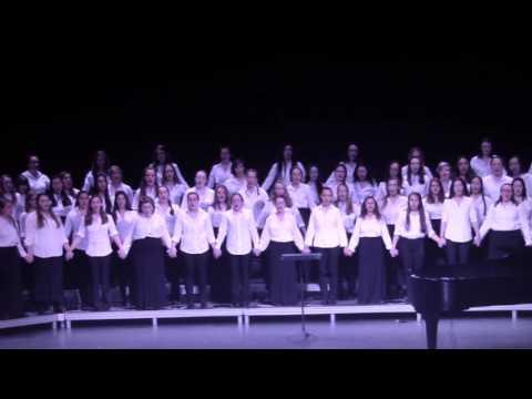 Prayer of the Children  Treble Choir  Maine AllState Music Festival 2016